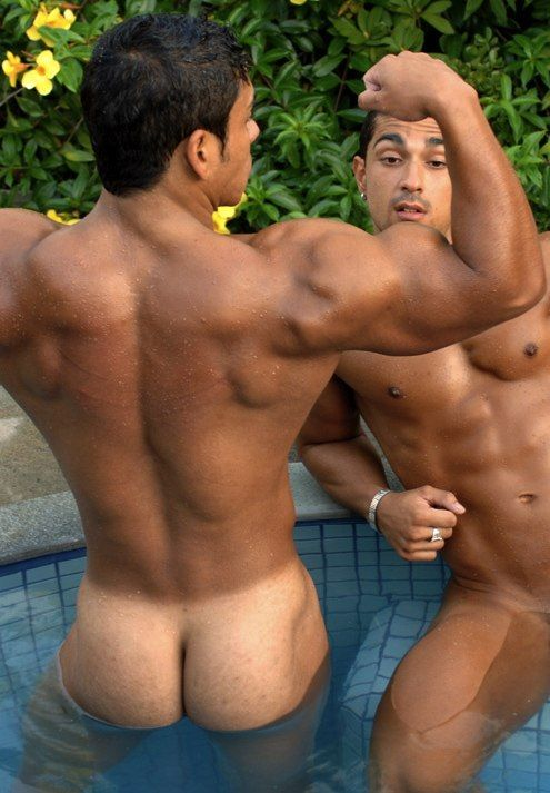 Fun Pool Party Asslicious  Men, Tigers, And Bears Oh -3407