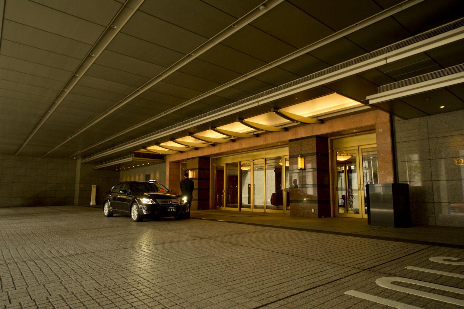 車両 ホテル