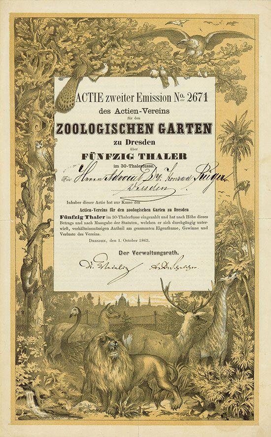 Zoo Berlin Aktie