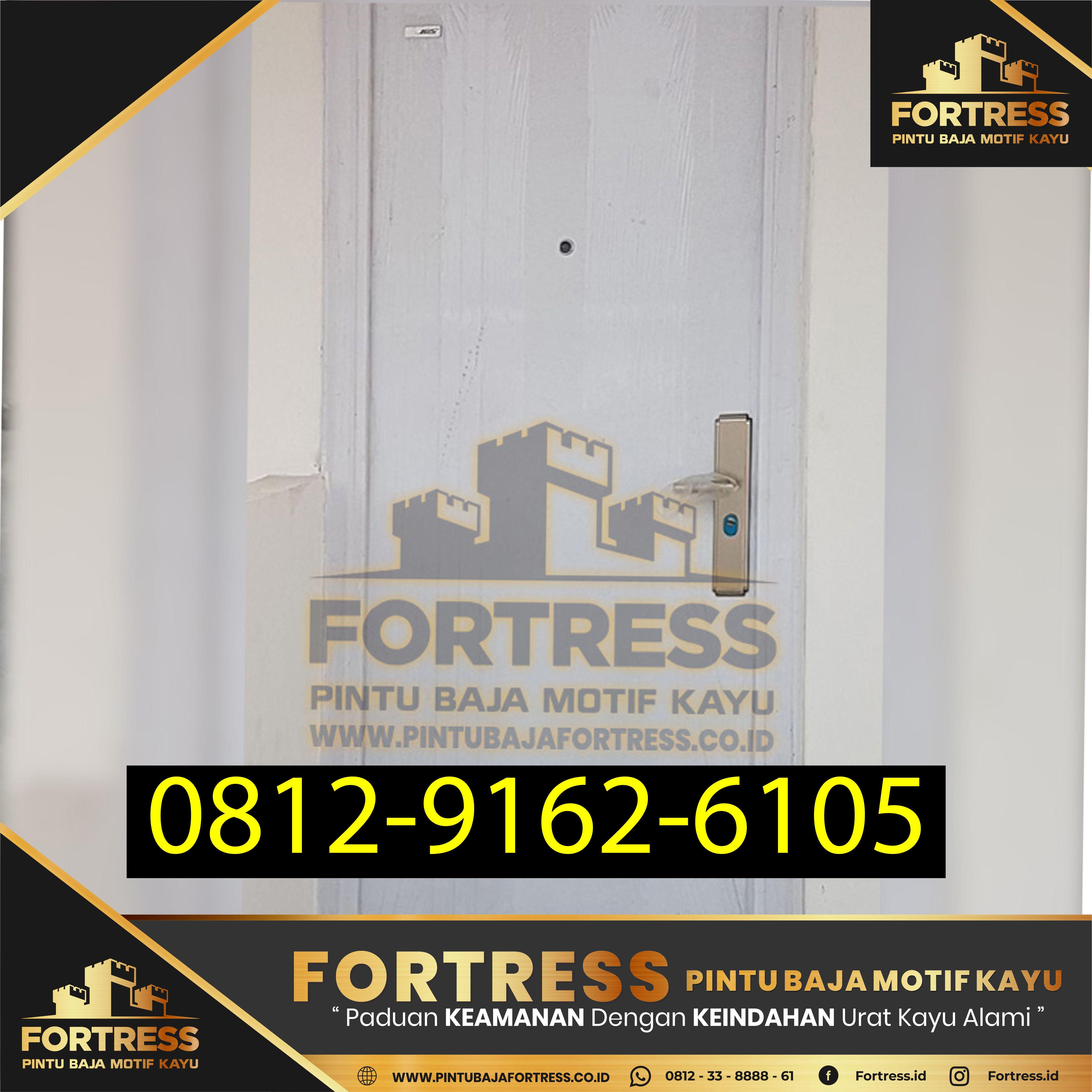 (FORTRESS 0812-9162-6108), Modern Blitar 2017 Door,
