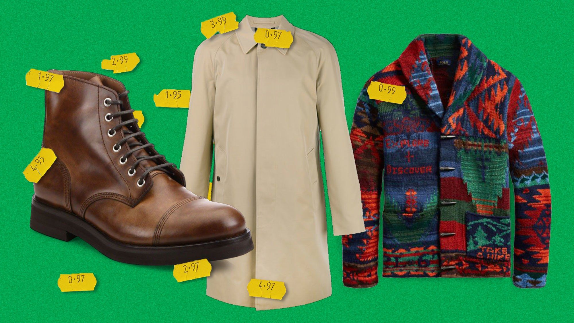 Ultimate Black Friday And Cyber Monday Menswear Shopping List
