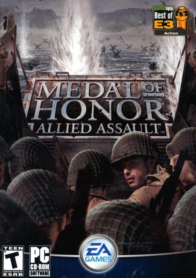 Medal Of Honor Allied Assault 1 Link Mega Juegos Pc