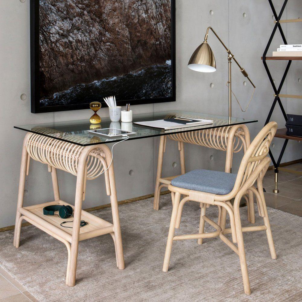 15 Chaises De Bureau Design Et Confortables Fauteuil De Bureau Confortable Chaise Rotin Chaise De Bureau Design