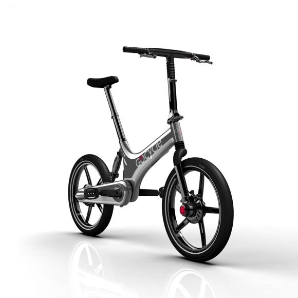 G2r Folding Electric Bike By Gocycle