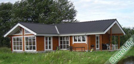 Maison Bois En Kit Carla 100m 120m Ou 150m House Styles Outdoor Decor Home