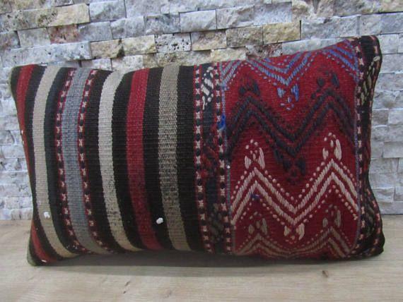 Best Modern Decorative Pillow Kilim Pillow 12X20 Multipurpose 400 x 300