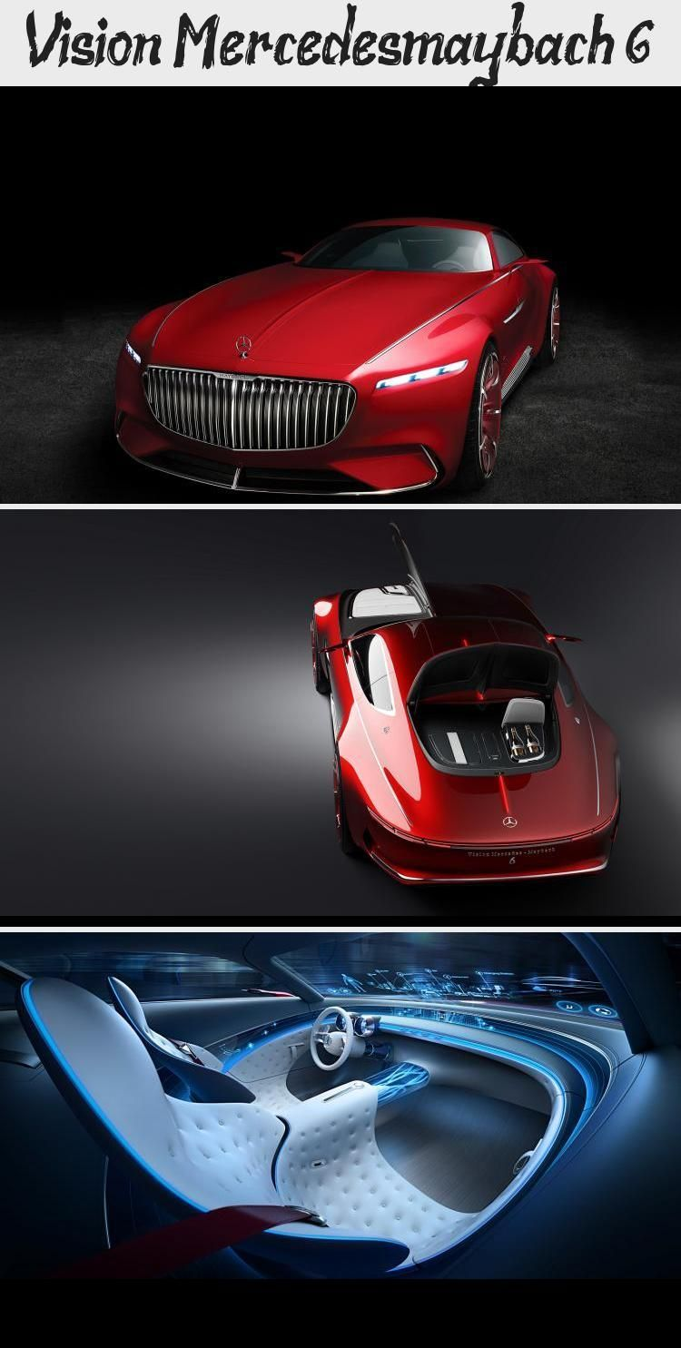 Photo of Vision Mercedes maybach 6 Dekoration