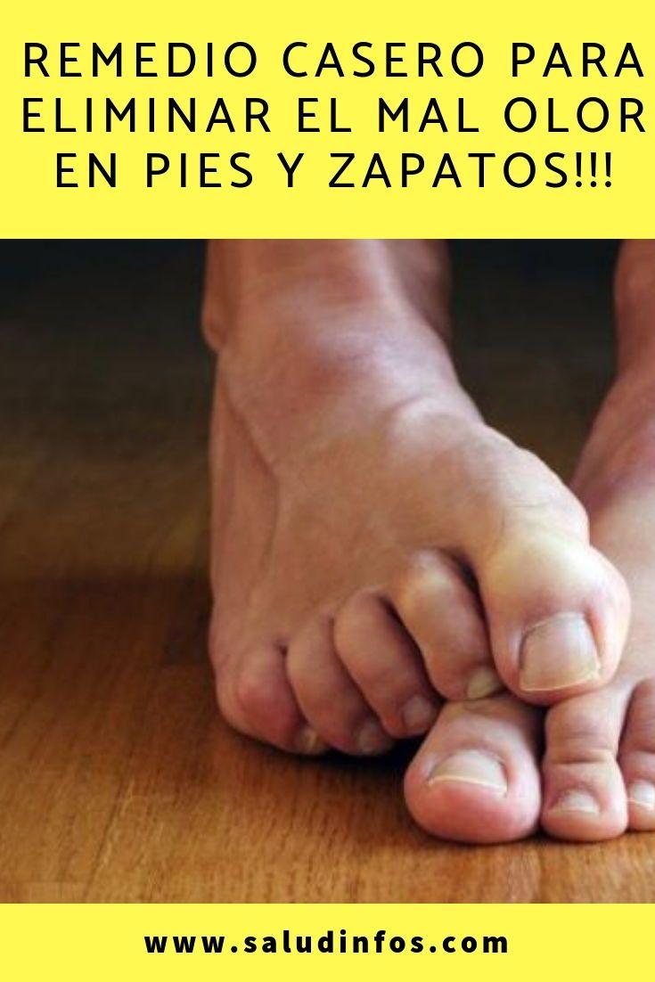 Remedio Casero Para Eliminar El Mal Olor En Pies Y Zapatos Eliminar Olor Zapatos Home Remedies Caseros Health