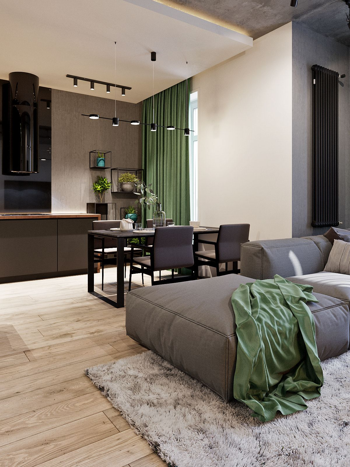 Relax Apartments First Floor On Behance Spalnye Garnitury Damskaya Spalnya Dizajn Doma