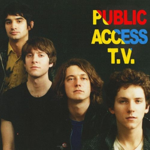 Public Access TV - Never Enough Vinyl LP September 30 2016 Pre-order