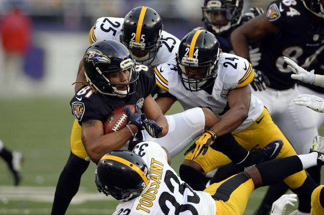 Baltimore Ravens Vs Pittsburgh Steelers 11 6 16 Nfl Pick Odds