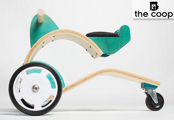 Coop toy line by federico rios bicicletas para niños