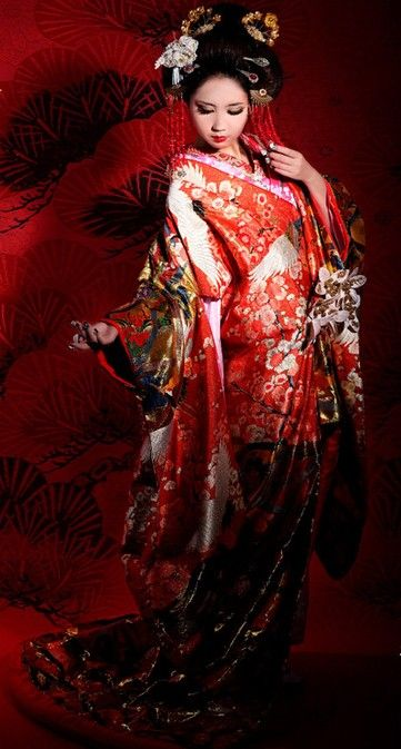 udklædning japan