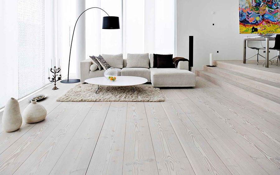 Pavimenti Per Soggiorno Moderno : Idee per arredare un soggiorno bianco dal design moderno living
