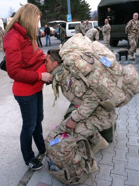 Poprad privítal hrdinov z Afganistanu
