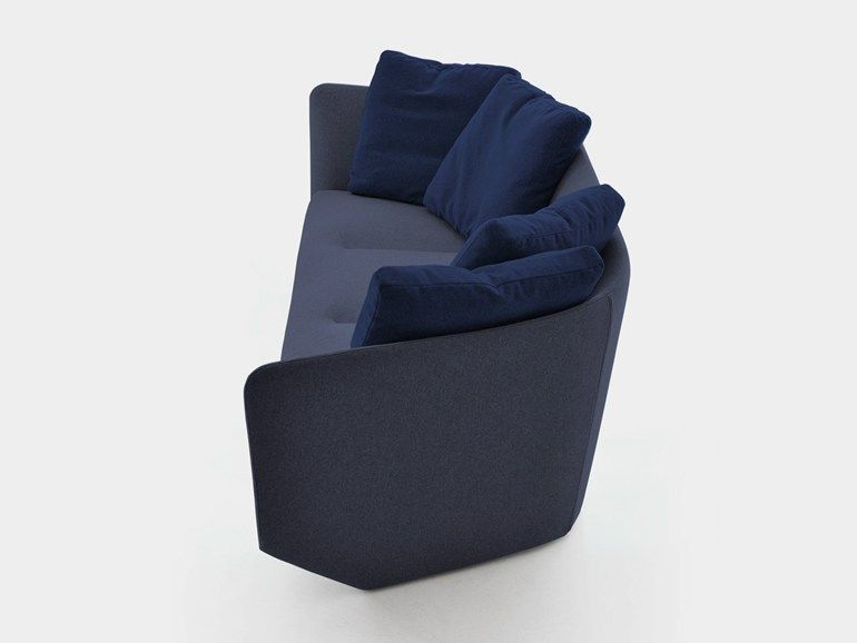 Atoll Fabric Lounge Chair