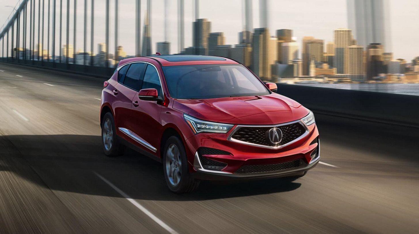 2020 Acura Rdx Colors in 2020 Acura suv, Acura rdx, Acura