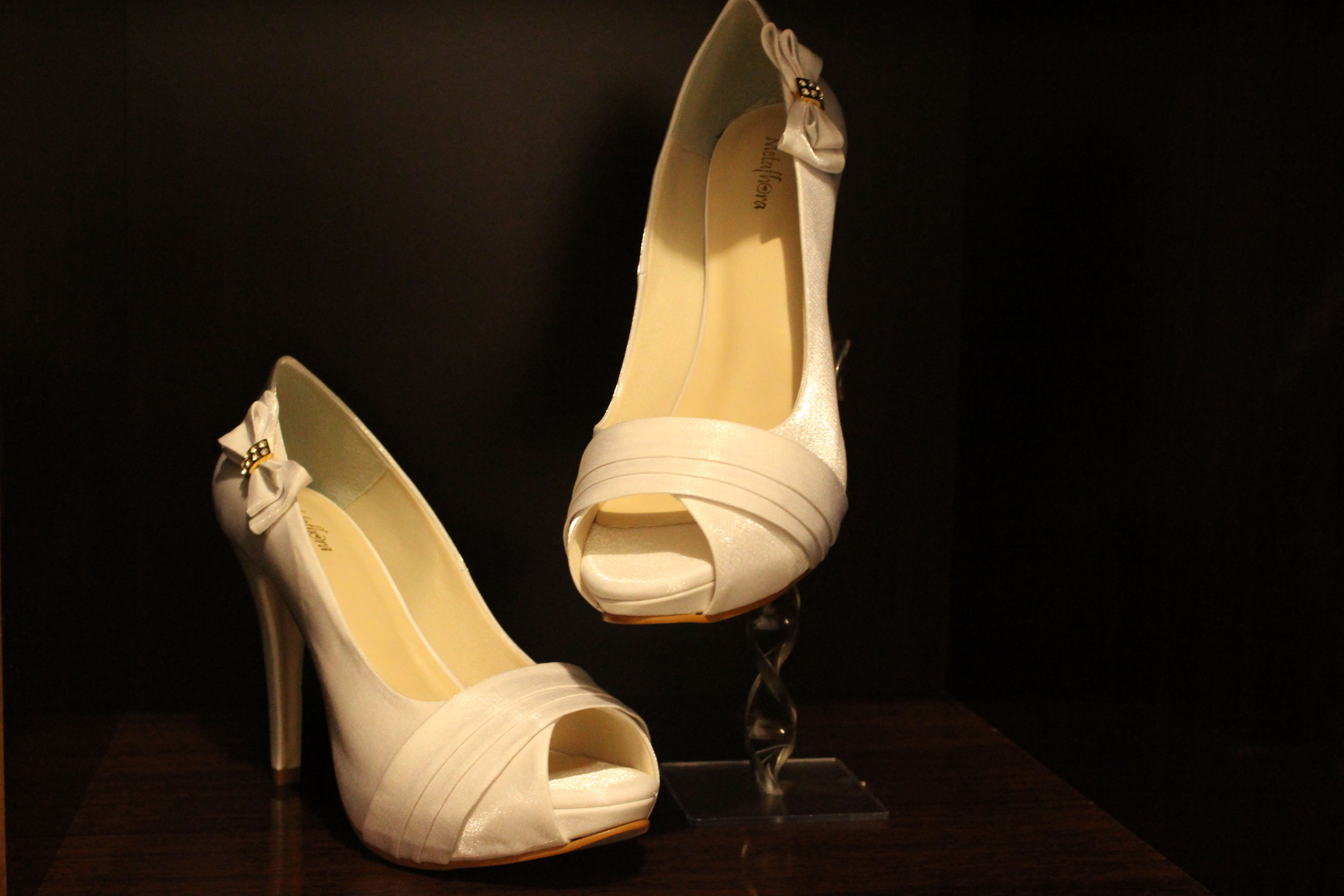 Metáphora calçados noivas!!!