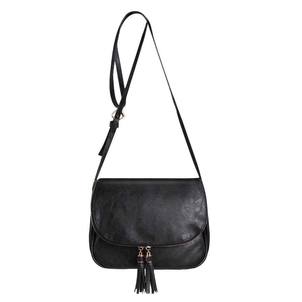 Cute Crossbody Bags for Women Bag Ladies Black Purse Small Leather Handbags  Fringe Cheap Luxury Messenger Bag Designer Case 58 8fb8c28770092