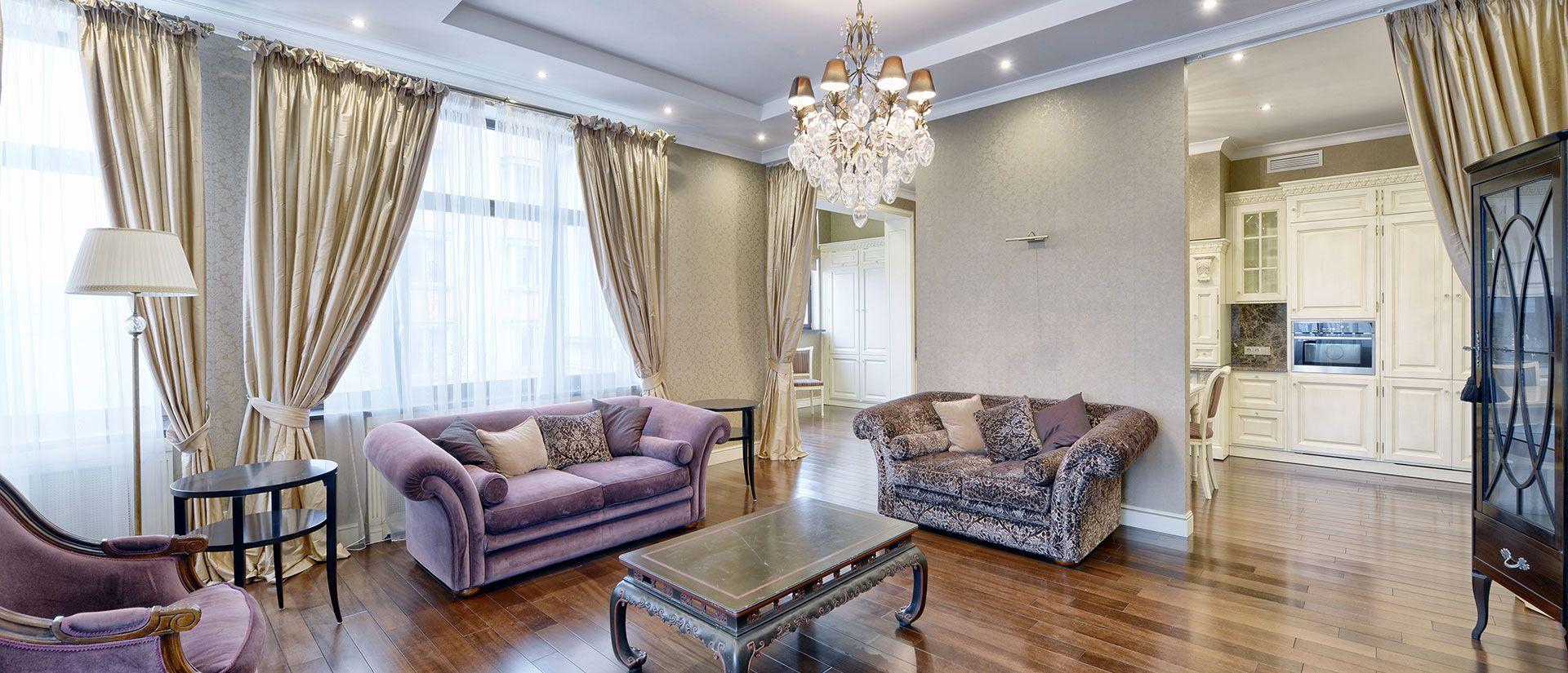 Schöne Wohnzimmer