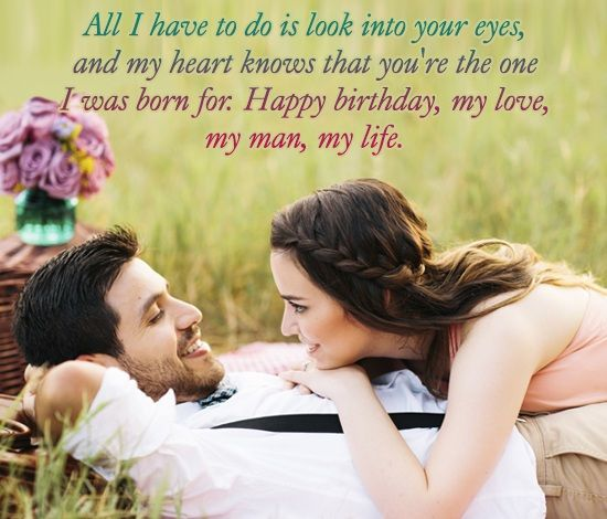 Happy Birthday Wishes for Boyfriend with images | Happy ...