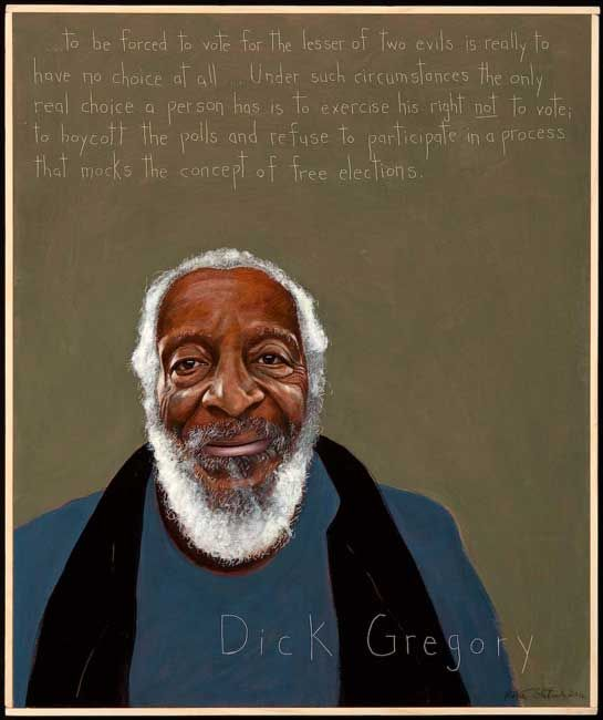 who is dick gregory