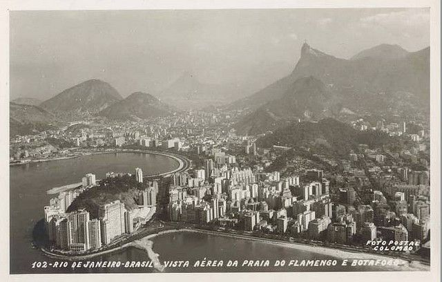 Flamengo Morro Da Viuva Fotos Rio De Janeiro Fotos Do Rio E Rio