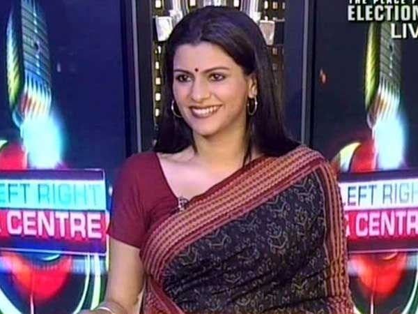 Nidhi Razdan Nidhi Razdan Is One Of The Popular Faces Of The