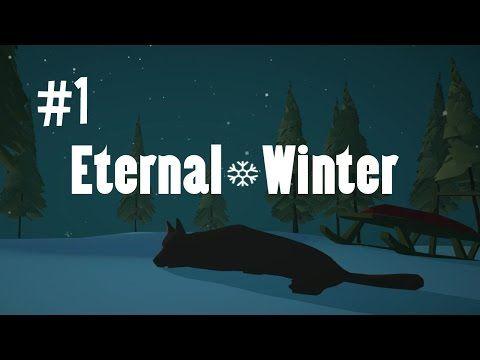Skijoring with an Inuit Sled Dog -VLOG Ep 5- - YouTube