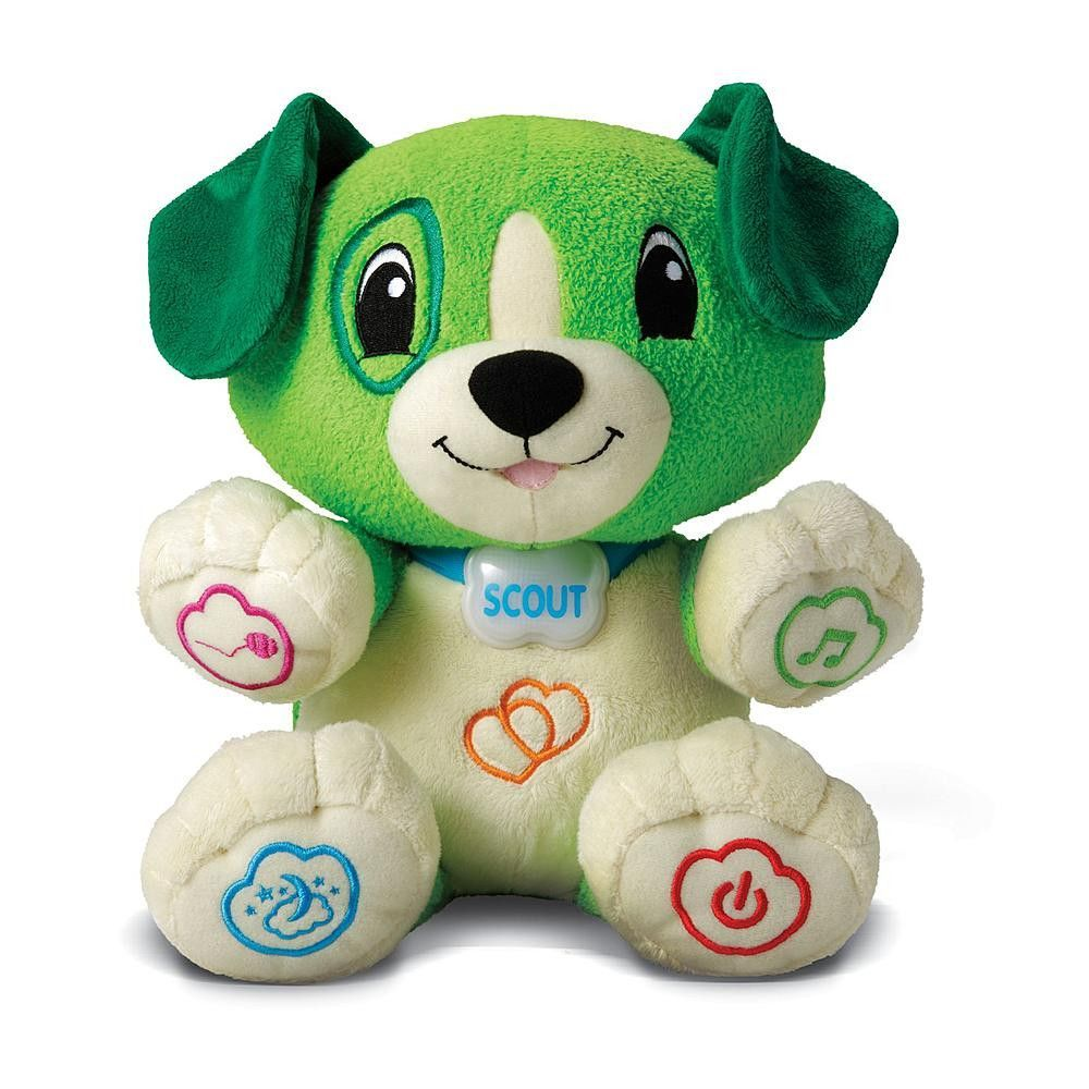 Leapfrog My Pal Scout Educational Toys Baby Activity Toys