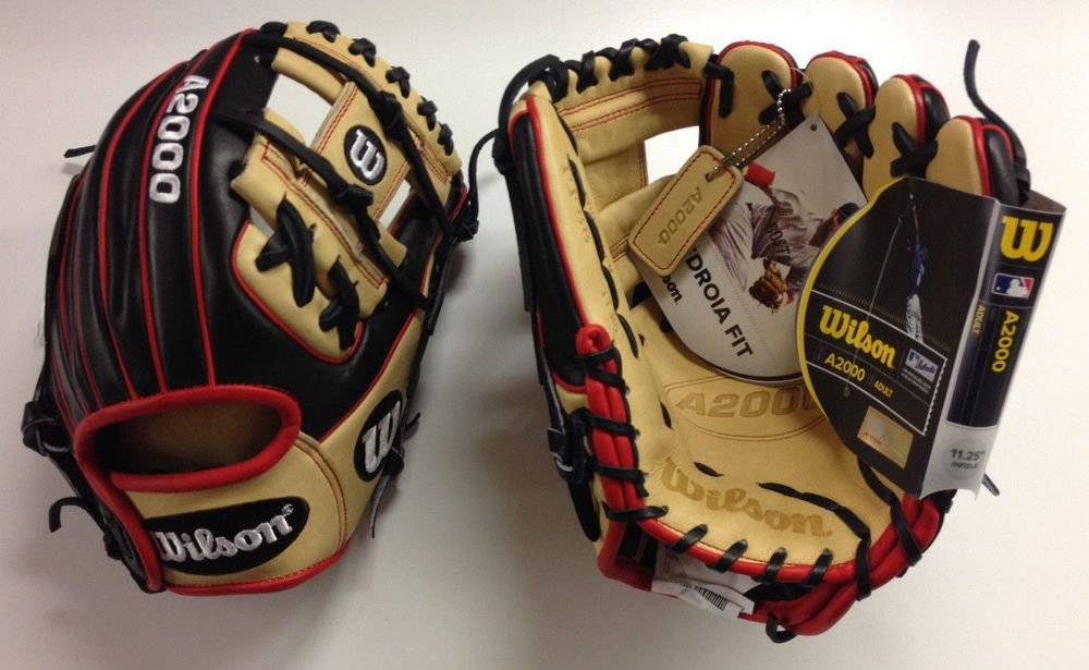 2019 Wilson A2000 PF88 Baseball Glove 11 25