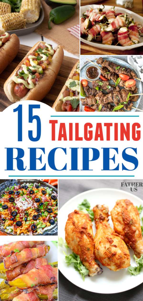 15 Tailgating Recipes For Gameday