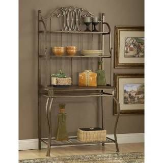 Check Out The Hillsdale Furniture 41548 Montello Bakers Rack In