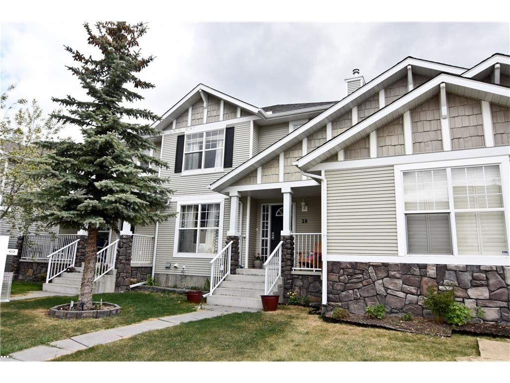 to 28 West Springs Way SW, Calgary to an