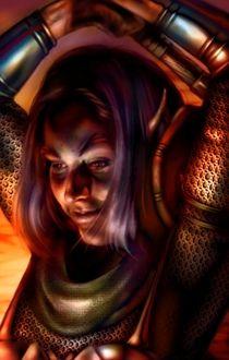 Bg1 Viconia Fantasy Art Fantasy Portraits Fantasy Characters