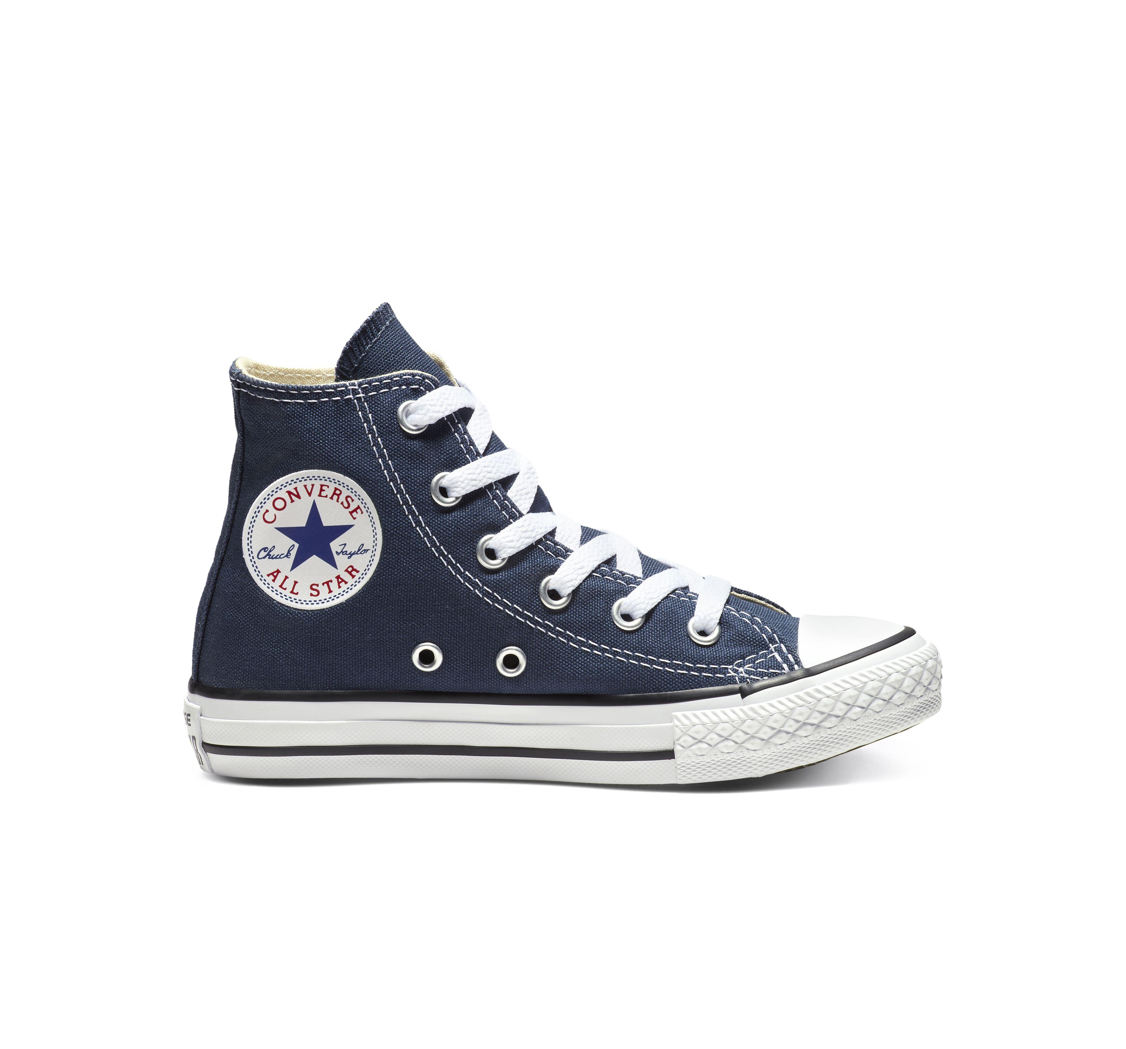 Chuck taylors, Blue converse high tops