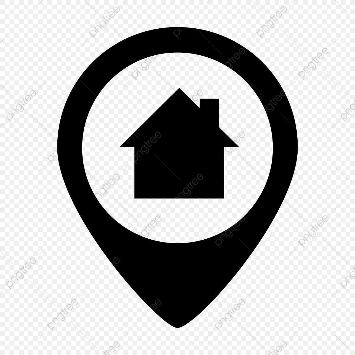House Location Icon Location Icons House Icons Logo Png And Vector With Transparent Background For Free Download Location Icon Home Icon Business Icon