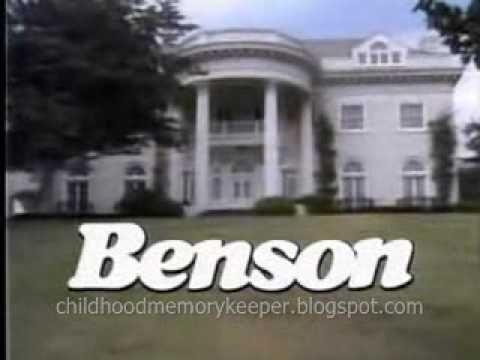 80's Benson TV Intro