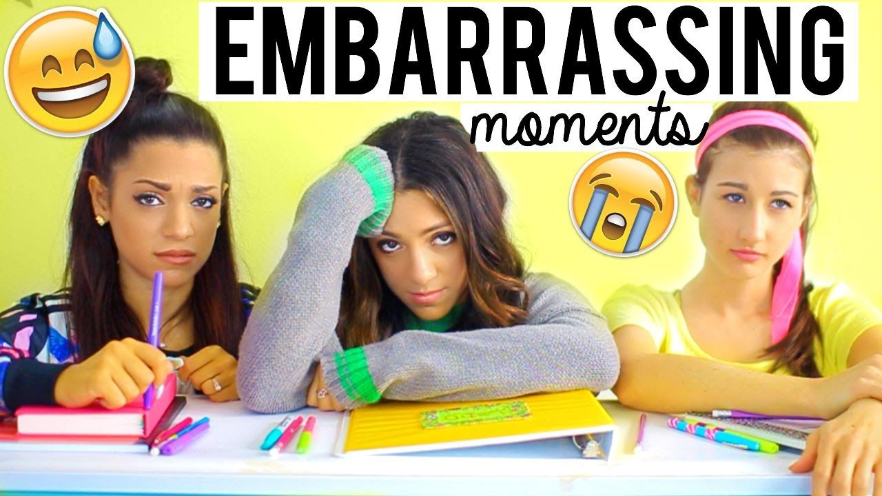How To Avoid Embarrassing Moments At School Life Hacks For Survival