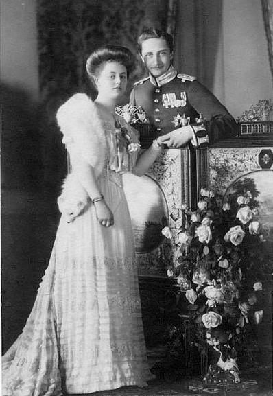 PRINCESS ALEXANDRA VICTORIA OF SCHLESWIG HOLSTEIN