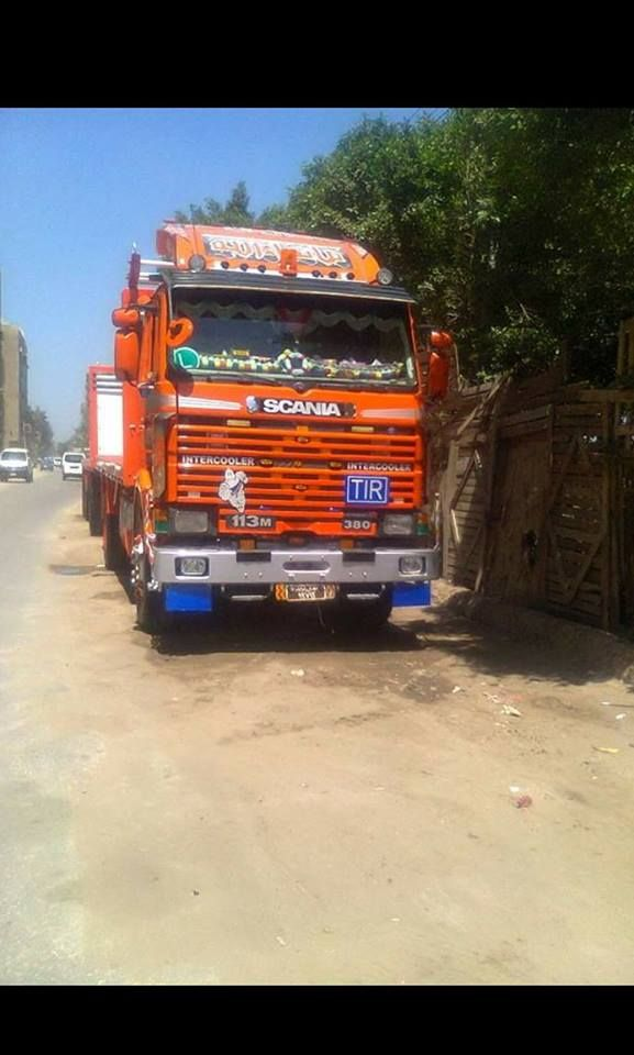 Show your truck!  النمر يابشر sent us this picture.