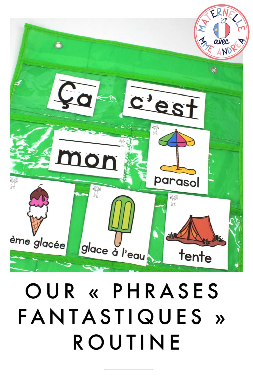Épinglé sur cours français
