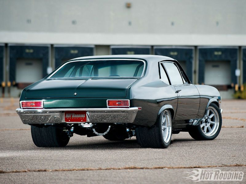 Nova Widebody Concept Chevy Muscle Cars Chevrolet Nova Muscle Cars