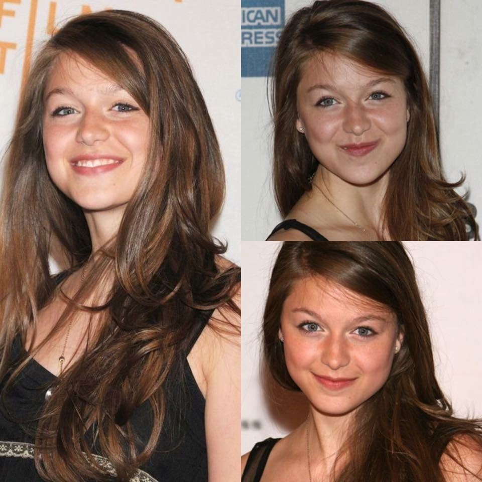 Melissa Looks The Same As When She Was Younger Supergarota Supergirl Bela