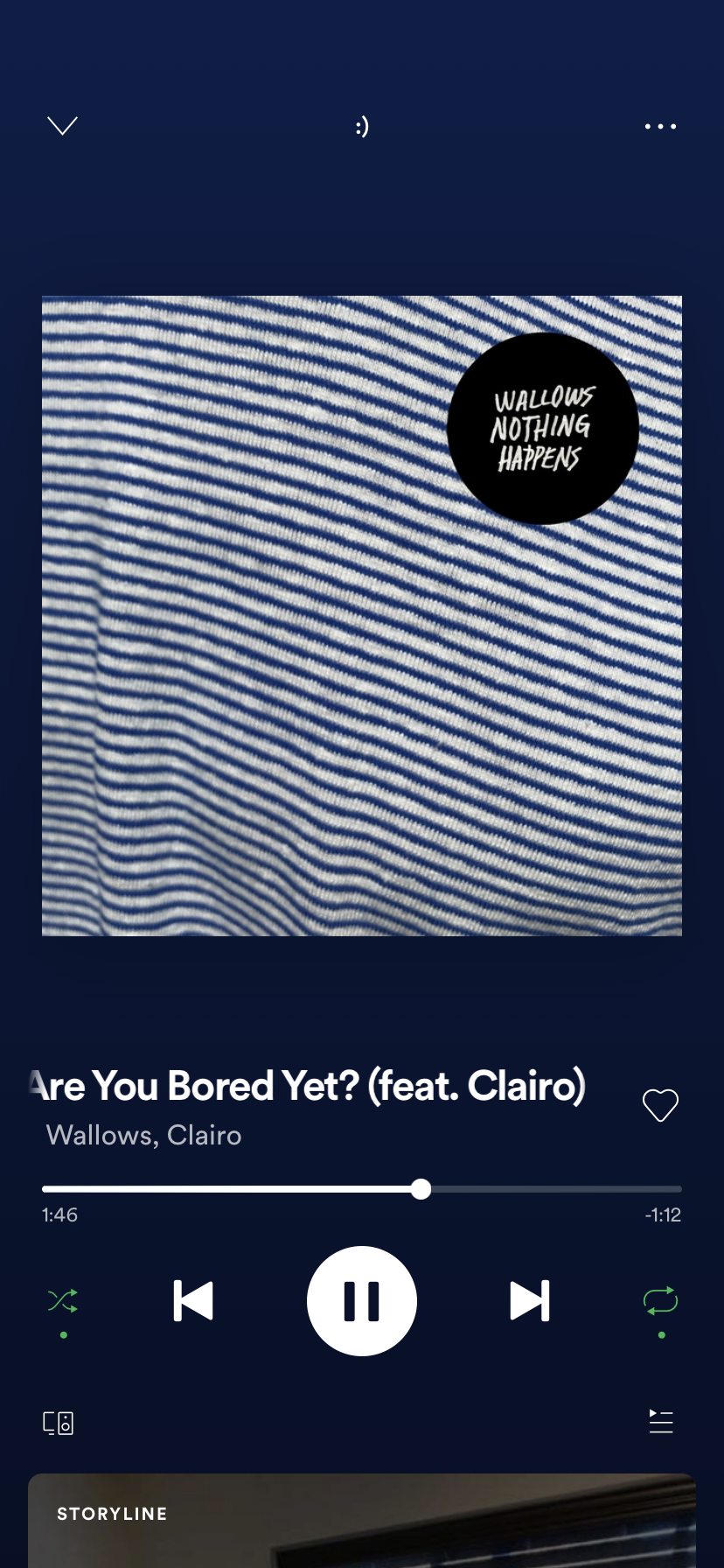 Are You Bored Yet Feat Clairo A Song By Wallows Clairo On Spotify Songs Spotify Music Are You Bored