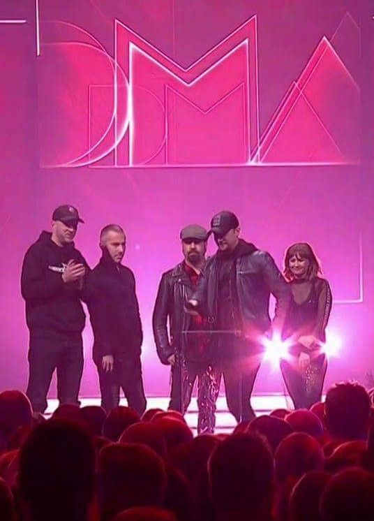 Best Live Band 2017 Danish Music Awards Well Duh Vlbeat
