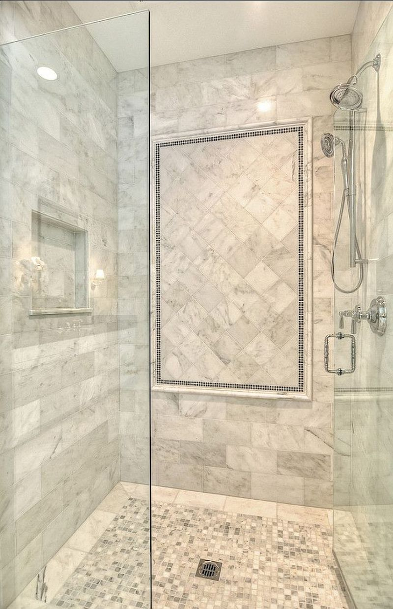 44 Subway Tile Bathroom Ideas That Work In Almost Any Style Shower Remodel Small Bathroom Tiles Bathroom Remodel Shower