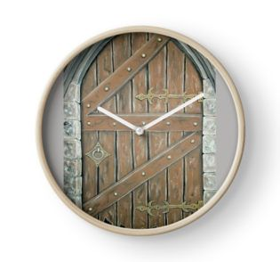 Fun / Fancy Home Decor Items, Wall Clock