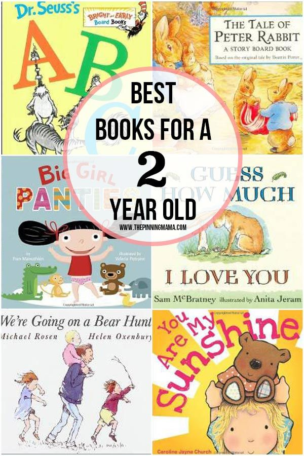 A Fabulous Collection Of The Best Books For 2 Year Old Girls Made By Mom These Were Some My Favorites Too