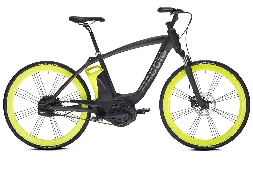 Piaggio Zeigt Ein E Bike Mit Hauseigenem Mittelmotor Und Nuvinci